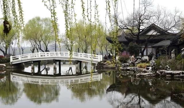 南京有个莫愁湖,你知道吗?